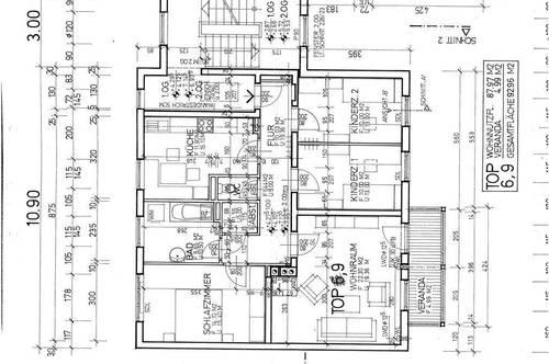 Geräumige 4-Raum Wohnung in Zell am See