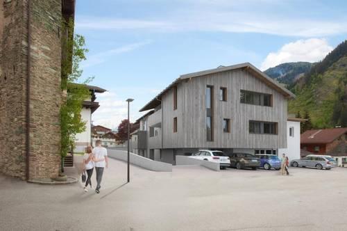 Geräumige Neubau-Mietwohnung in Rauris