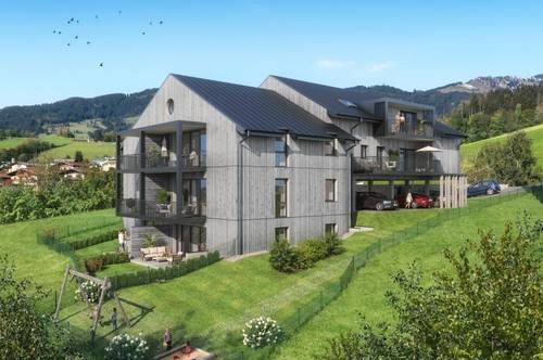 Sonnige 3-Raum Gartenwohnung in Goldegg