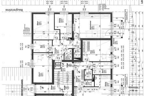 Günstige 3-Raum Terrassenwohnung in Untertauern