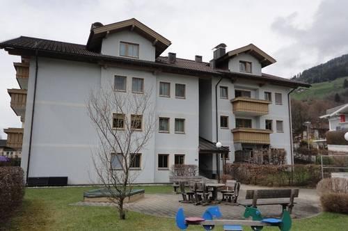 Günstige 3-Raum Terrassenwohnung in Uttendorf