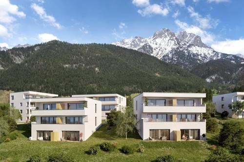 Sonnige 3-Raum Gartenwohnung in Saalfelden/Wiesing