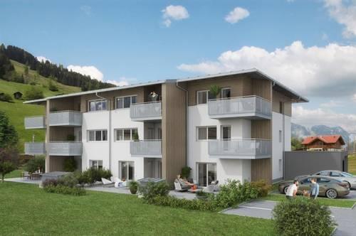 Günstige 2-Raum-Neubauwohnung in Dorfgastein