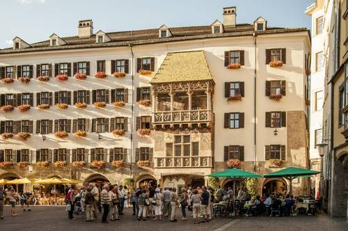 Geschäftslokal in Toplage der Innsbrucker Altstadt