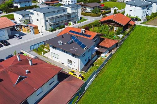 Moderne neuwertige Doppelhaushälfte in Volders