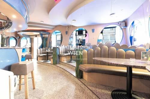 1200 Wien, Gastrolokal in guter Lage, komplett eingerichtet zum vermieten!