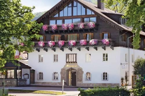 Maximilianhof TOP 3 - 65 m² Wohnung mit eigener Terrasse+Traunsteinblick