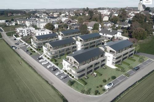 Reserviert: Appartements mit Weitblick - Top 4 Haus F