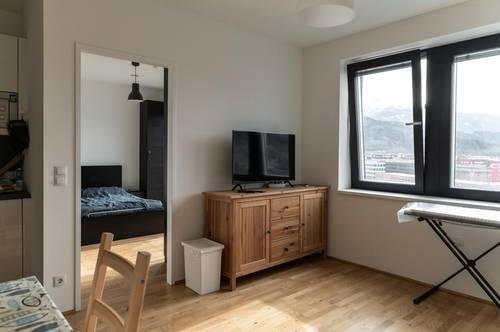 vermietete Anlegerwohnung - zentral wohnen in Innsbruck
