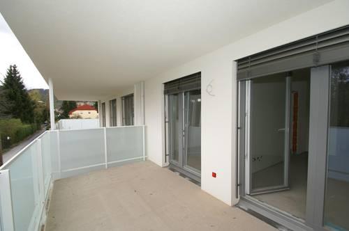 Erstbezug - Südausrichtung - 13m²-Balkon - Carport - Ruhelage