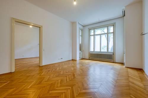 150m² 4-Zimmer Altbauwohnung, WG-geeignet, Stilaltbau in Ruhelage