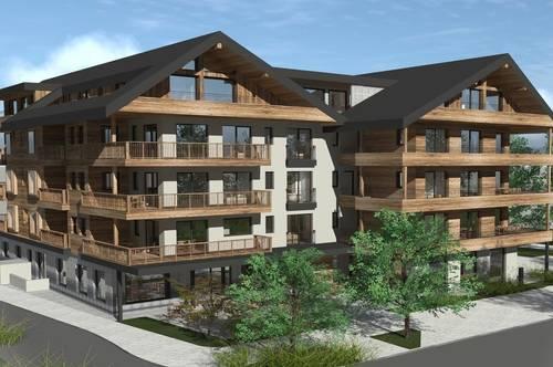 Einziehen und wohlfühlen- Exklusives 4-Zimmer Neubau-Appartment