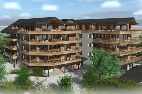 Luxus-Penthouse in Top Ausstattung und phantastischem Bergpanorama!