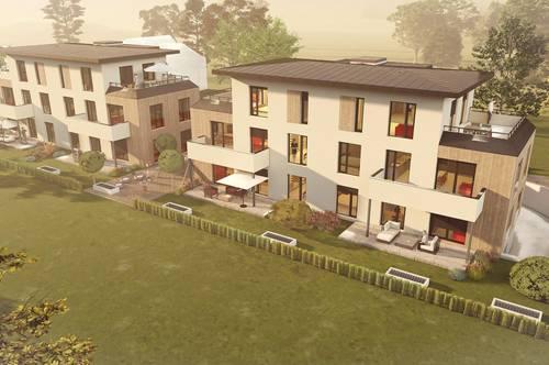 Top 1- Terrassenwohnung! Pures Wohlfühlen im neuen Zuhause!