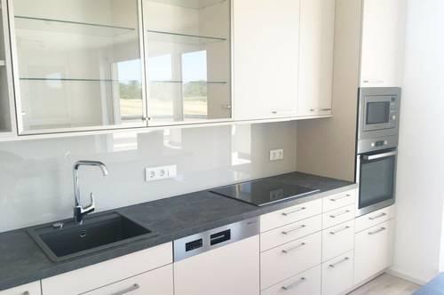 Schöne, ruhige 2-Zimmerwohnung in Rauchenwarth mit Grünblick - Nähe Schwechat und Flughafen
