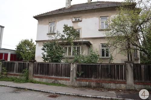 Jugendstilhaus - BJ.1910 in Sankt Pölten - Zentrumsnähe (sanierungsbedürftig)