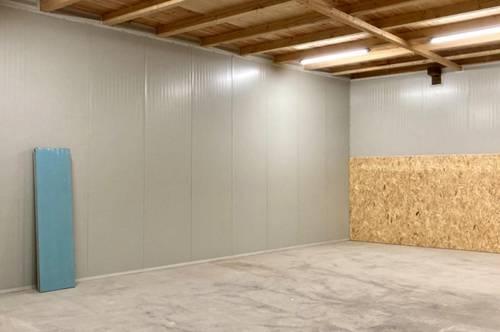 Neu sanierte Halle in guter Lage
