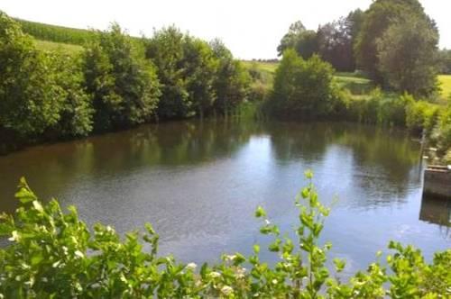 Acker oder Fischteichanlage 2ha Areal