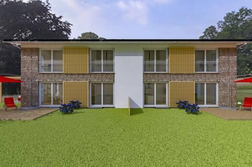 Neubau in Liefering: Modernes Doppelhaus