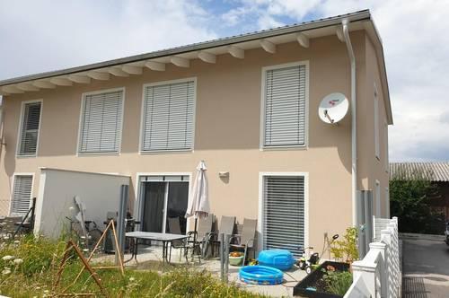 Neuwertige Doppelhaushälfte in Muckendorf-Wipfing zu vermieten - privat, ohne Makler