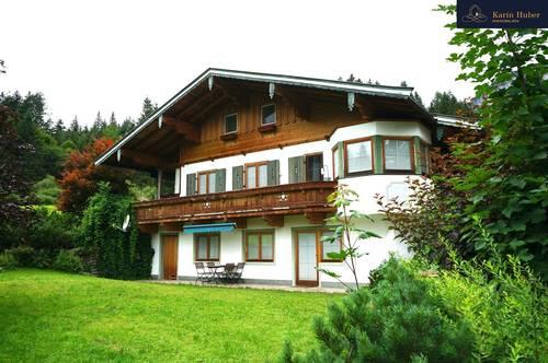Charmantes Landhaus in traumhafter Wohnlage mit Kitzbühler Hornblick