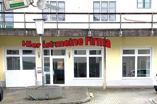 <b>KRUMBACH: Großes Büro mit Produktionsfläche und Lager zu vermieten!</b>