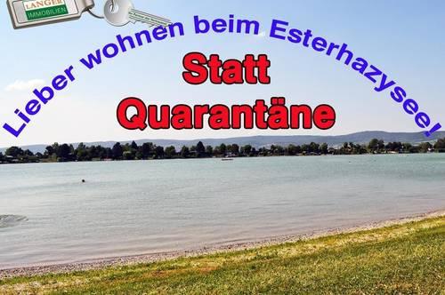 <b>Der Esterhazysee wartet bereits auf Sie!!!</b>