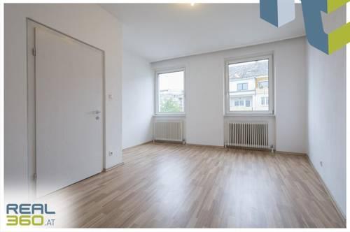 Tolle 2,5-Zimmer Wohnung - Schlafzimmer in den ruhigen Innenhof!