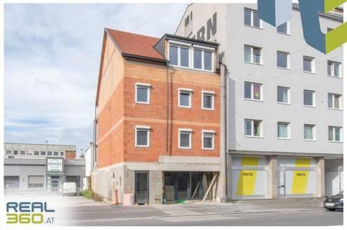 ERSTBEZUG - Neue und zentrale Geschäftsfläche in Linzer Frequenzlage zu vermieten!
