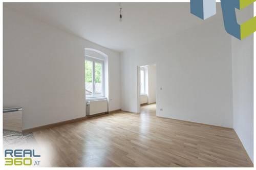 Großzügig aufgeteilte und schöne 2-Zimmer Altbau-Wohnung in Alturfahr inkl. Küchenausstattung!