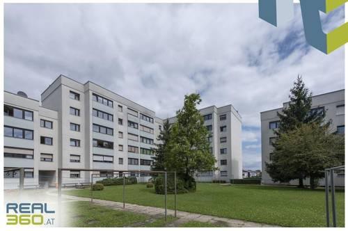 Tolle 4-Zimmer-Wohnung im obersten Stockwerk in ruhiger Lage!