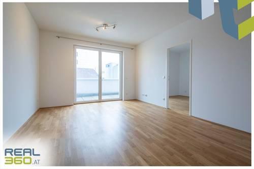 2-Zimmer-Wohnung mit Loggia und möblierter Küche im Linzer Zentrum zu vermieten!