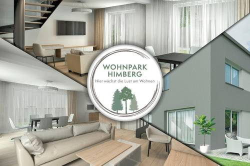 WOHNPARK HIMBERG   Natur & Wien-Nähe   Massivholzbauweise