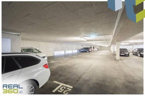 Idealer Tiefgaragenparkplätze nähe PlusCity zu vermieten!!!