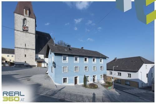 Haus im Ortszentrum von Kematen an der Krems! Auch für Bauträger geeignet!