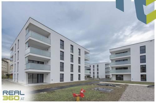 """LETZTE CHANCE - PROVISIONSFREI - 2. Bauabschnitt - """"SOLARIS"""" am Tabor in Steyr - Eigentumswohnung! (B5, Top 16)"""
