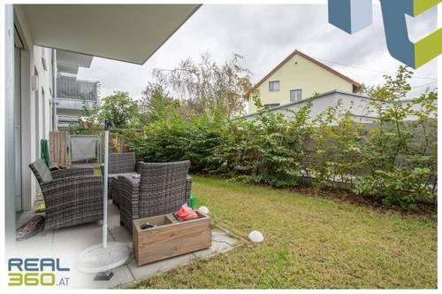 Wunderschöne Mietwohnungen mit eigenem Garten in Linz zu vermieten!!