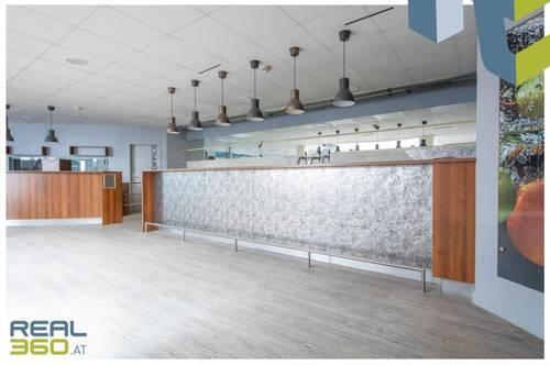 Tolles Büro/Atelier an der Salzburger Straße in Linz zu vermieten! TEILBAR