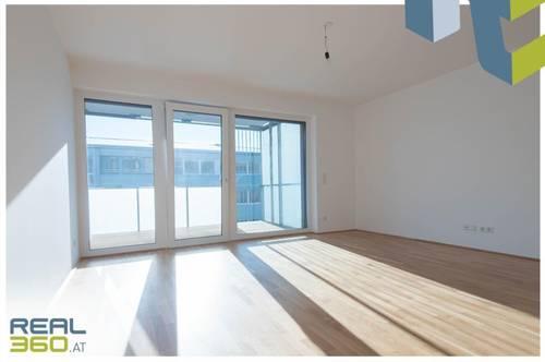 3-Zimmer Wohnung mit Einbauküche und großzügiger Loggia in Urfahr zu vermieten!