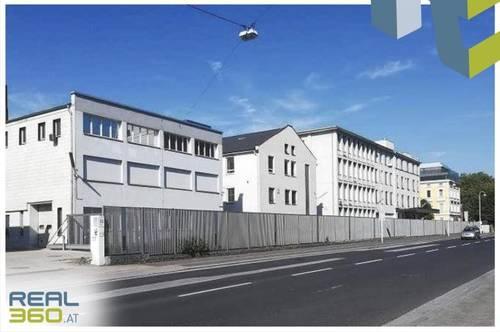 Tolle 2-geschoßige Lagerhalle zu vermieten in der Linzer Innenstadt!!