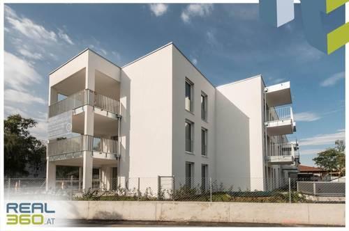 Mietwohnungen in NEUBAU-Wohnanlage in Linz zu vermieten!