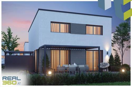 Einfamilienhaus in Holzmassivbauweise - NEUBAU - Das Haus, das nachwächst! HAUS 2
