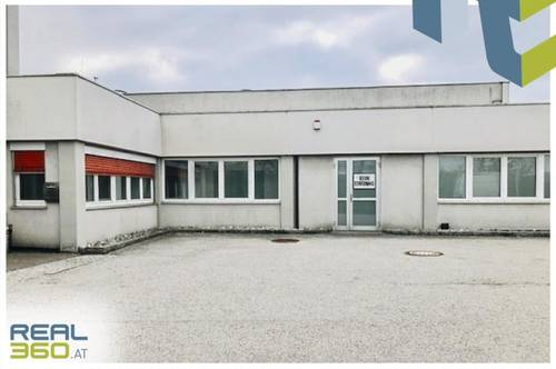 St. Florian - Lagerhalle mit Büro und Freifläche zu vermieten!