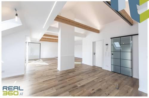 Tolle Dachgeschosswohnung mit 2 Terrassen und Klimaanlage!