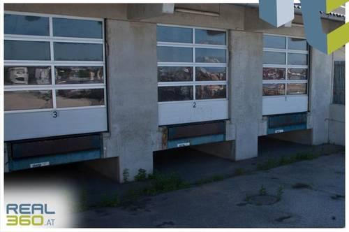 Preiswerte Lagerflächen angrenzend an die Wiener Bundesstraße ab sofort zu vermieten!