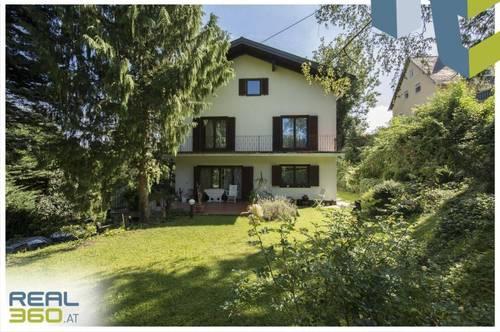 Wohnen mit Aussicht - Ein-/Mehrfamilienhaus in absoluter Ruhelage von Wilhering zu verkaufen!