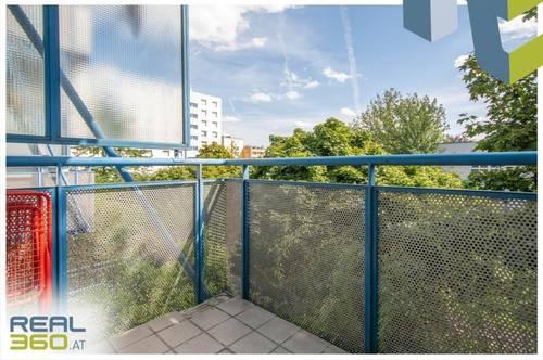 Wohnung mit Balkon in den ruhigen Innenhof in Linz-Kleinmünchen zu vermieten!