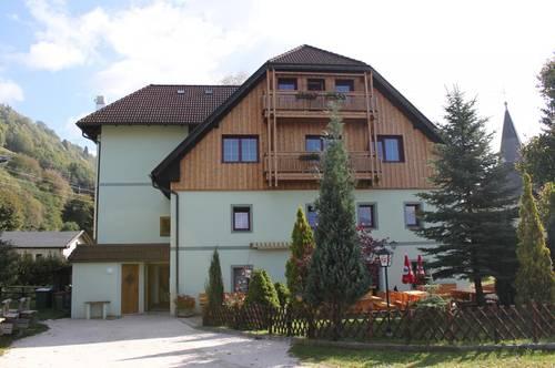 Neuwertige Wohnung in Sonnenlage Region Bad Kleinkirchheim. 4 SZ. Derzeit vermietet.