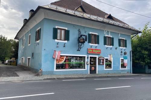 Haus mit Grundstück in Paternion: Privatnutzung trifft Gewerbeobjekt.