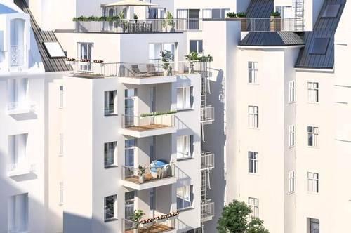 FÜR INVESTOREN: Neu errichtete Eigentumswohnungen mit 40 qm plus Balkon